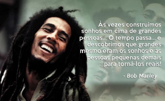 Bob marley sobre amor