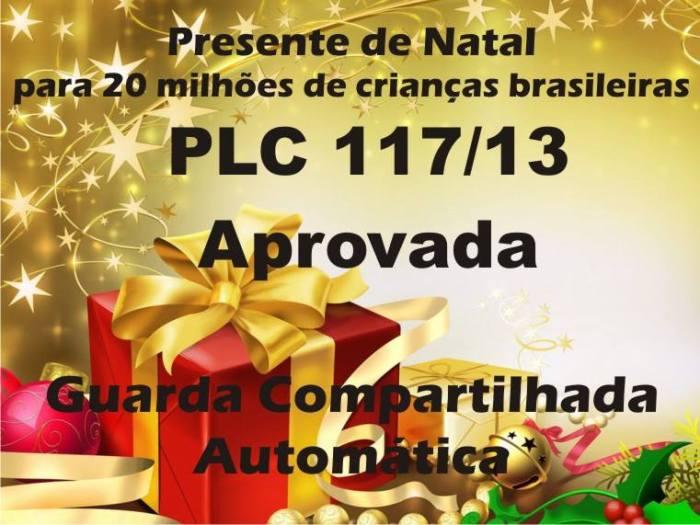 Presente de Natal - PLC 117/13