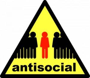 antissocial