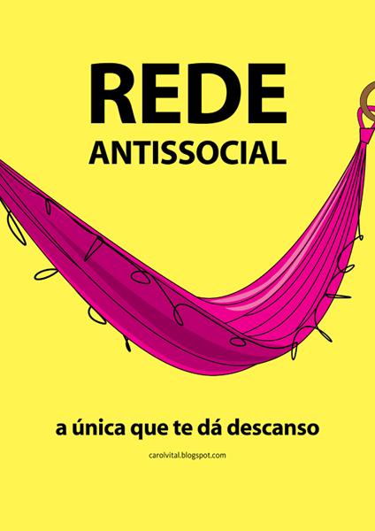 rede antissocial