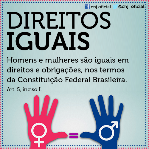 Igualdade um ideal feminista