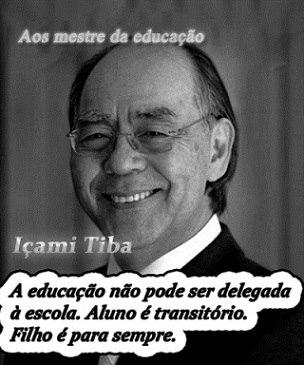 Educação não é função da Escola