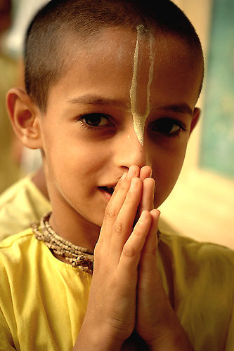 krishna-child